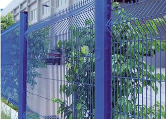 China Metal Welded Mesh Security Fencing Galvanized Wire For Railway / Road supplier
