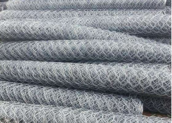 China Multi Function Gabion Fence Panels , Welded Gabion Basket Stone For River Mattress supplier