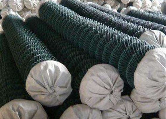 China Hexagonal Gabion Wire Mesh / PVC Coated Wire Gabion Baskets 25-100m Length supplier