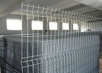 China Professional Welded Wire Garden Mesh Fencing Panels Hot Dipped Galvanized supplier