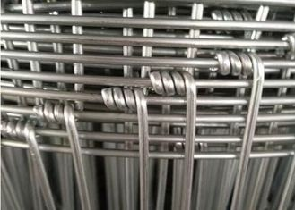 China Hot Dip Galvanized Farm Mesh Fencing , Durable Farm Fence Panels supplier