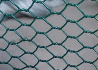China Chicken Poultry Farm Mesh Fencing PVC Coated For Protection OEM ODM Service supplier