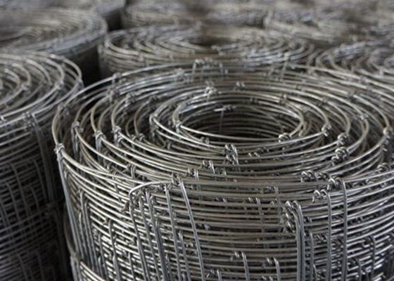 China Knited Hinged Farm Mesh Fencing For Forestry / Cow , 2mm Dia Wire supplier