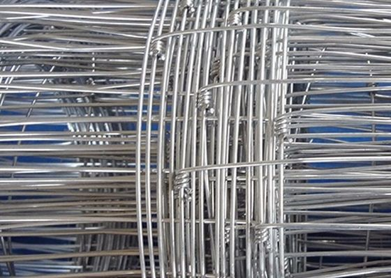 China Australia Grassland Farm Mesh Fencing For Cattle Ranch , Rectangle Hole Shape supplier