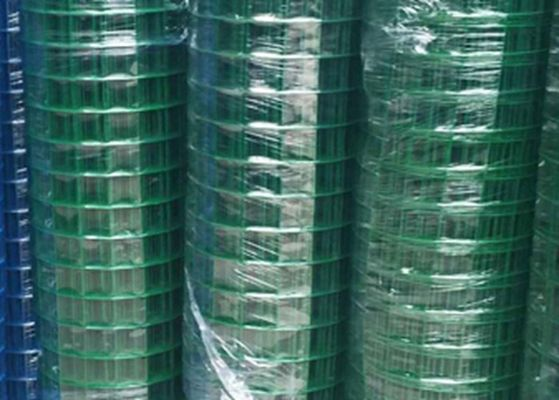 China Dutch Wave Steel Wire Fencing PVC Coated Euro Holland Wire Mesh Fence supplier