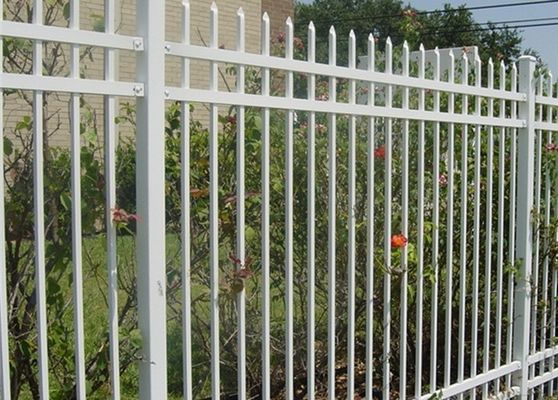China Home / Garden Galvanized Fence Panels Security For Decoration Rust Proof supplier