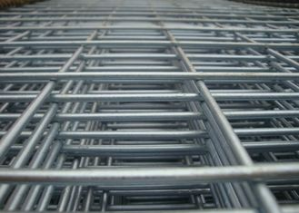 China Low Carbon Steel Welded Wire Mesh Panels Concrete Reinforcing Mesh supplier