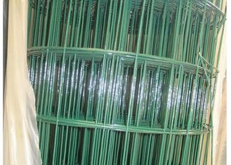 China Decorative Plastic / Powder Coated Wire Mesh Panels High Tensile Square Hole supplier