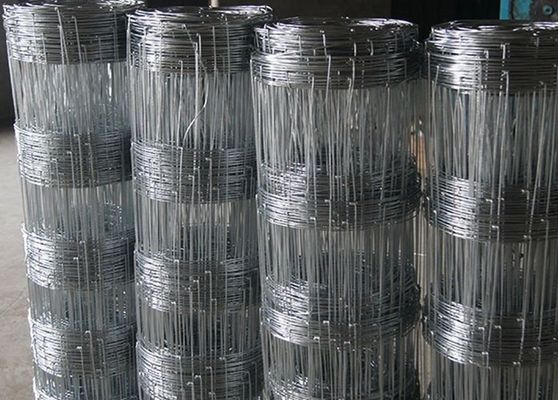 China Deer Livestock Wire Fencing , Welded Wire Stock Panels 1.8-3.0mm Dia supplier