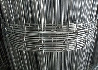 China Hinge Joint Cattle Wire Fence High Strength For Protecting Farmland supplier