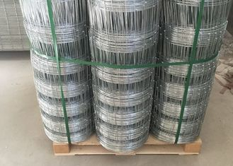 China Security Sheep / Cattle Wire Fence Rust Resistance Customized Size supplier
