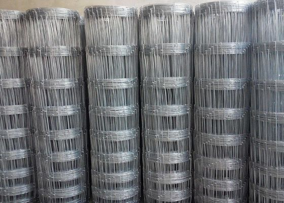China Breeding Galvanized Horse Fence , Farm Sheep Yard Panels Heat Treated supplier