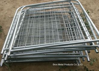 China Pre Galvanized Steel Wire Farm Mesh Fencing 4 FT For Livestock Protection I Type supplier