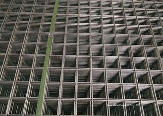 China 2x2 Welded Wire Mesh Panels Sheet For Construction , Low Carbon Steel Materials supplier