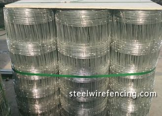 China High Tensile Horse / Cattle Wire Fence Roll 4 Foot With Y Post , ISO Approved supplier
