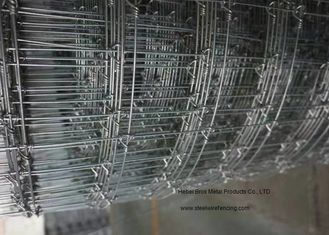 China Galvanized Fixed Knot Cattle Wire Fence Easy Install With High Strength supplier