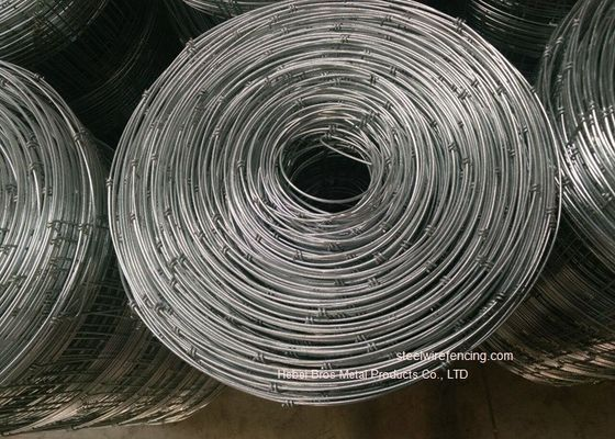 China High Tensile Gal Cattle Wire Fence Stock Fencing For National Parks supplier