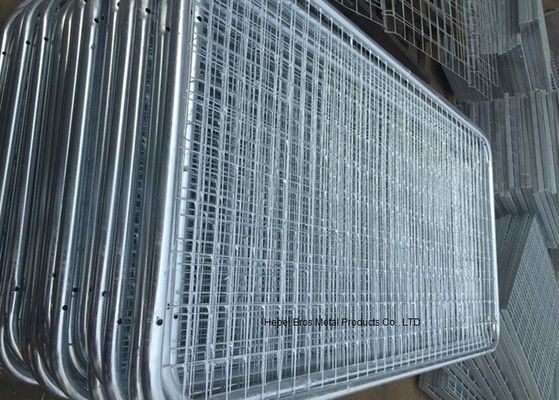 China 1.2M Height I Stay Farm Mesh Fencing Gate with 5mm Wire Diameter For Livestock supplier