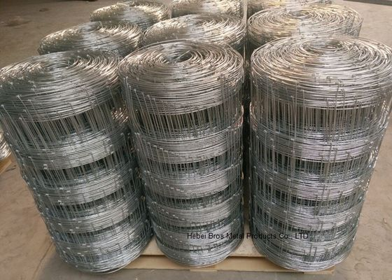 China Grassland Cattle Wire Fence For Ranch , Australia Style Hinge joint Knot supplier