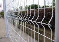 China Iron Green Decorative Garden Fence , Custom Wire Fencing Panels For Landscaping factory