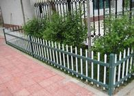 China Powder Coated Metal Garden Fence Panels Decorative With 0.3-6m Length factory