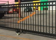 Good Quality Steel Wire Fencing & Remote Control Sliding Gate / Driveway Automatic Security Gates Factory on sale