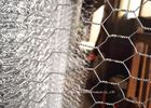 China Durable Electro Galvanized Gabion Wire Mesh Fence / Rabbit Wire Netting factory