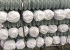 China Weave Diamond Steel Wire Fencing , Roll Strong Wire Fencing For Garden company