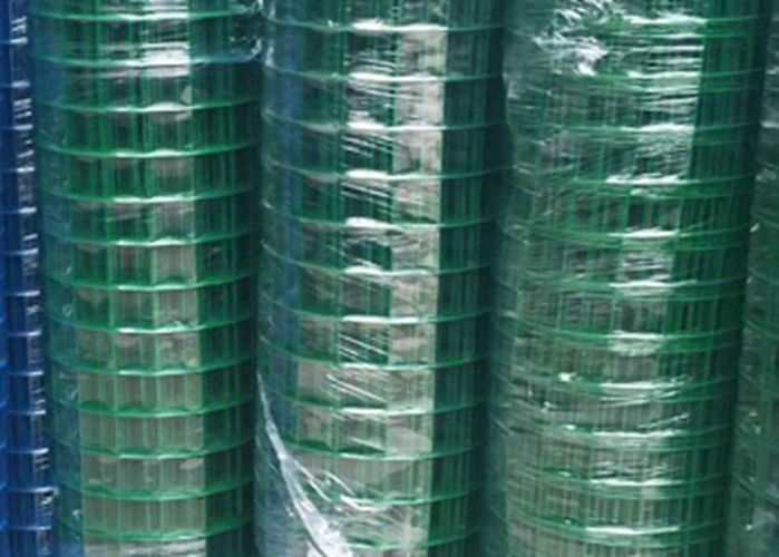 Dutch Wave Steel Wire Fencing PVC Coated Euro Holland Wire Mesh Fence