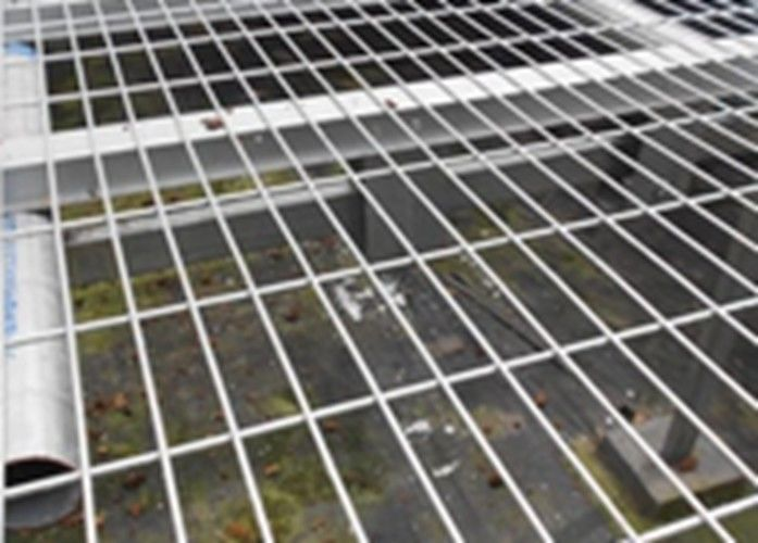 Easily Assembled Welded Wire Mesh Panels Square Hole For Greenhouse ...