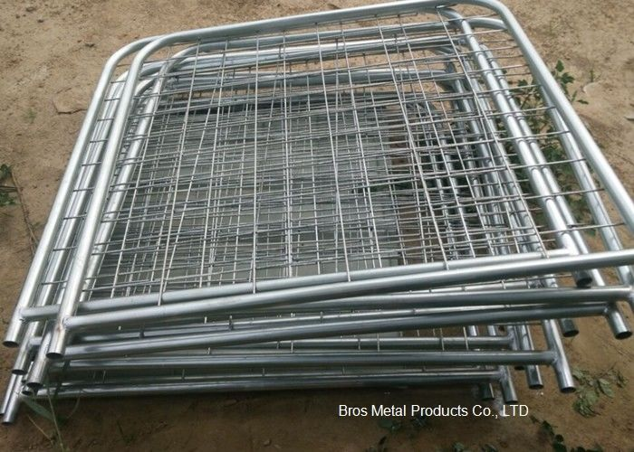 Pre Galvanized Steel Wire Farm Mesh Fencing 4 Ft For
