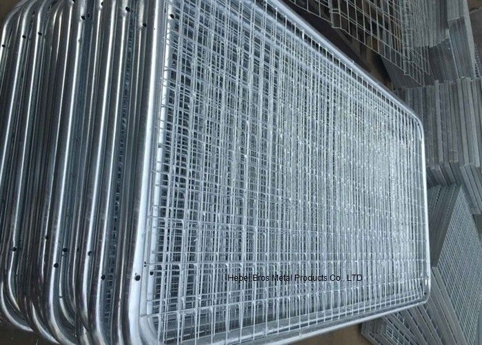 1.2M Height I Stay Farm Mesh Fencing Gate with 5mm Wire Diameter For ...
