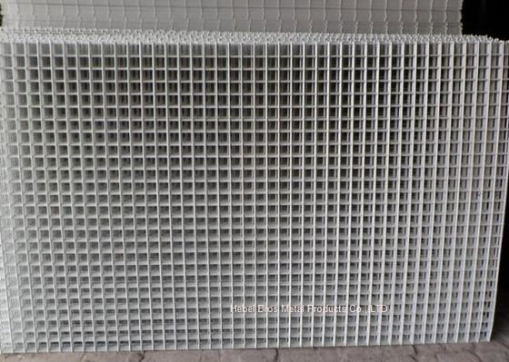 Galvanized Welded Wire Mesh Panels For Constructions Concrete Reinforced