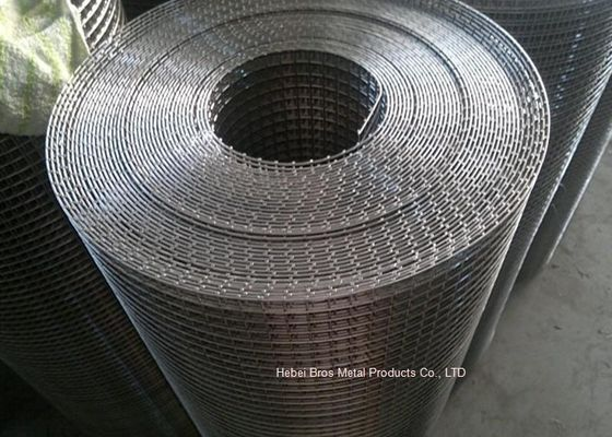 Welding & Weaving Welded Wire Mesh For Masonry Wall / Galvanized Welded Mesh Fence