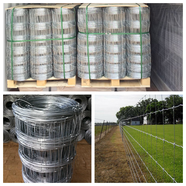 Portable Livestock Fence Panels , Flexible Galvanized Cattle Panels
