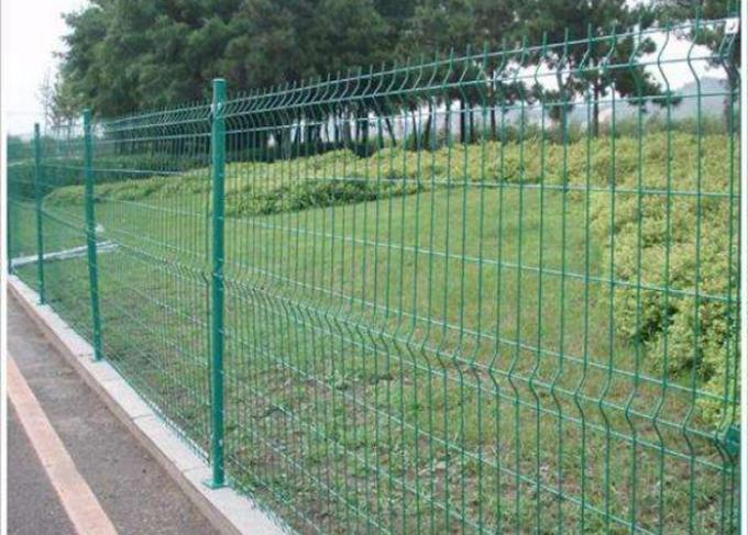 Welded Wire Mesh Fence Panels For Forest , Garden Fencing Wire Mesh