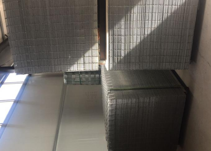 Galvanized Welded Wire Mesh Panels For Constructions